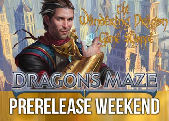 Prerelease Weekend