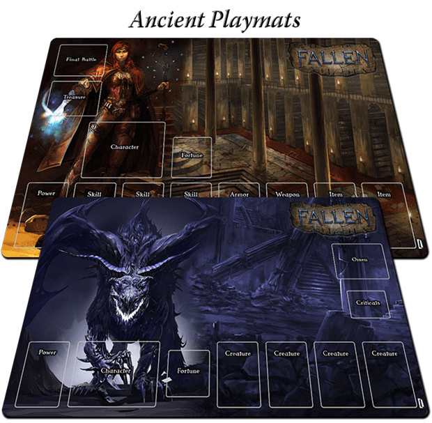 Playmat Ancient