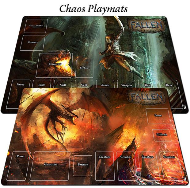 Playmat Chaos