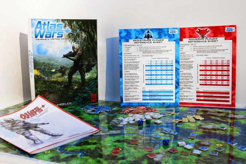 Atlas Wars Components