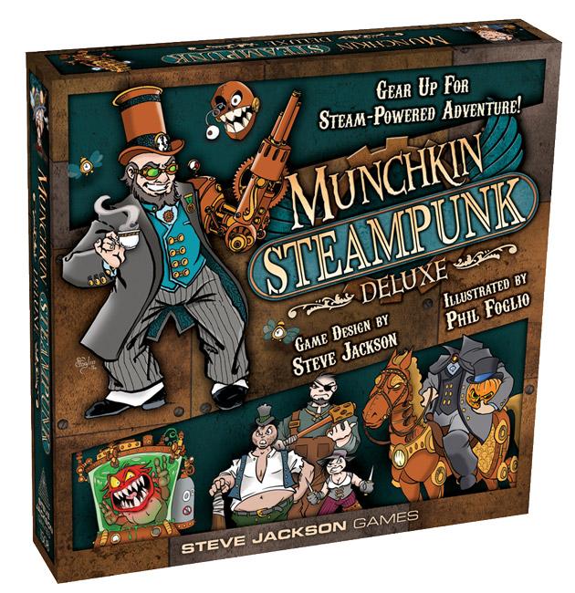 MunchkinSteampunkCover