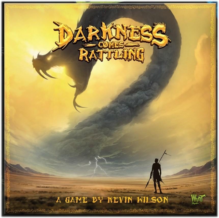 DarknessComeRattlingCover