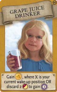Grape Juice Drinker
