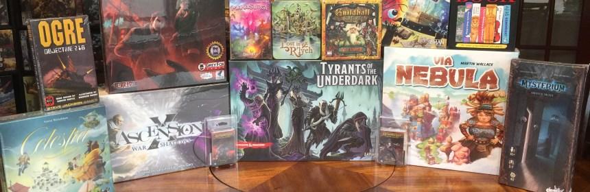Tyrants of the Underdark, Via Nebula w/Promo, Ascension X