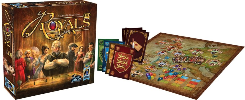 Image result for royals board game