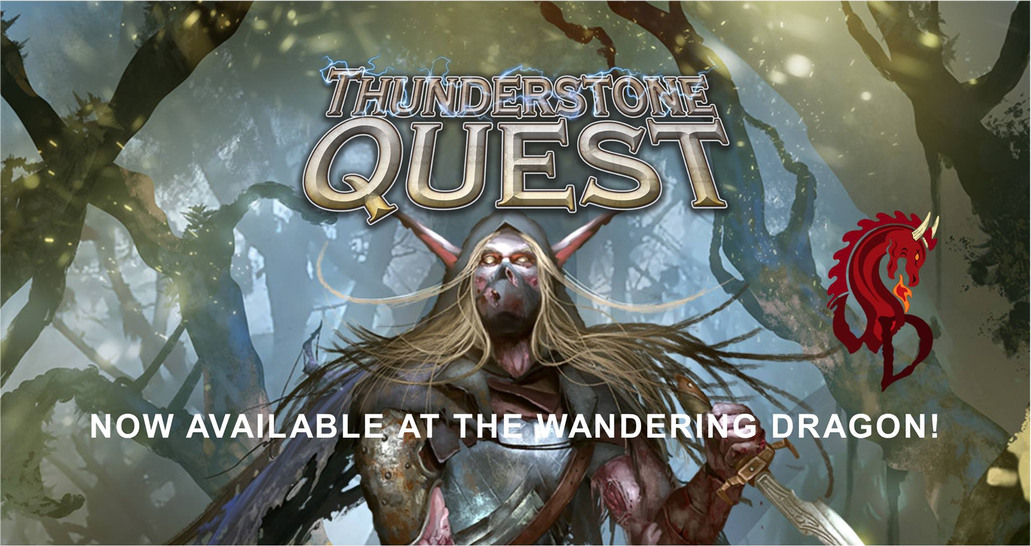 thunderstone is back wandering dragon game shoppe escape room