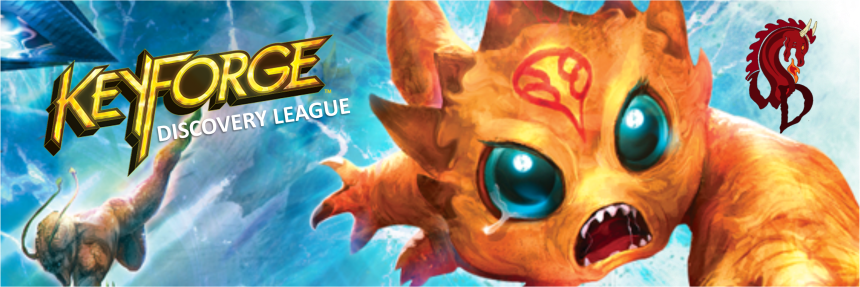 Keyforge_League_The_Wandering_Dragon_Game_Shoppe Web