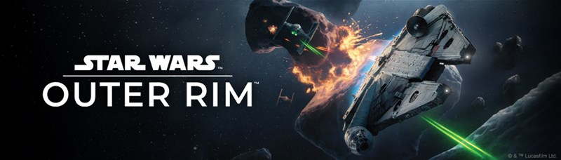 Star Wars: Outer Rim at The Dragon on 6/13! Learn to Play on 6/15