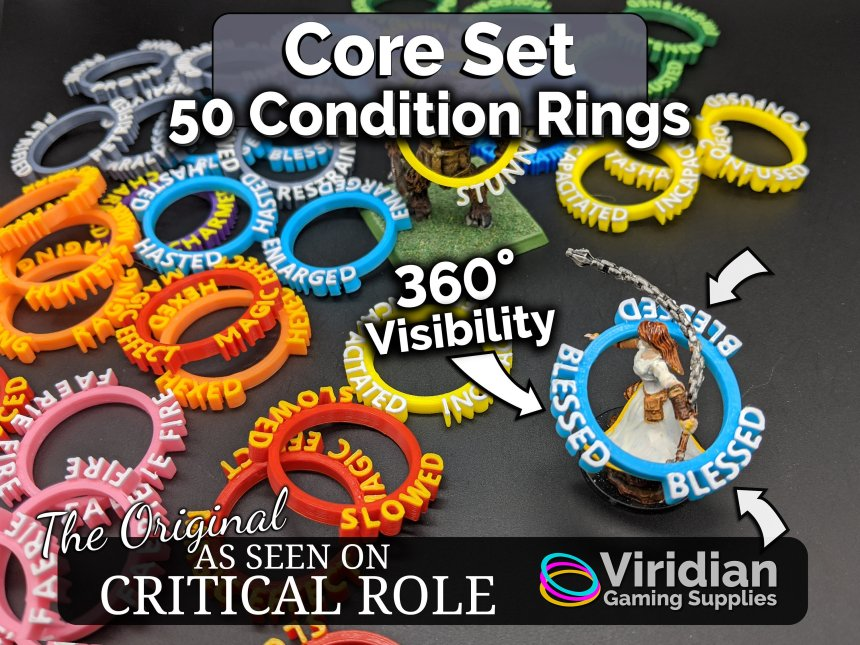 Condition Rings