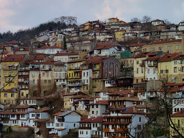 Best Value Destination - Old City, Veliko Tarnovo, Bulgaria