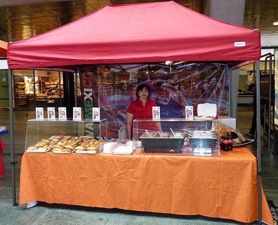 Empanadas in Lucerne