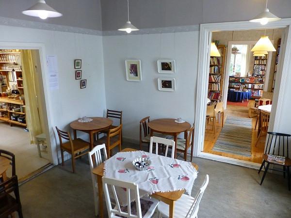 Cafe at Alan's Cafe, Hanko