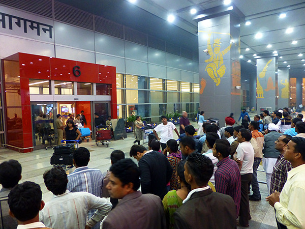 Incredible India - Delhi Airport