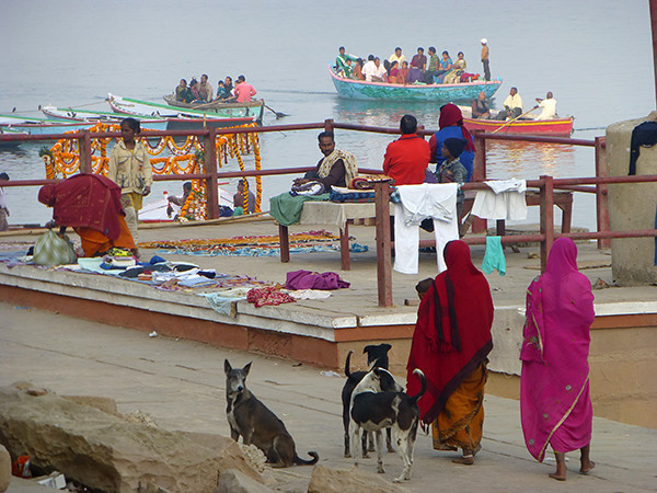 Life on the Ganges (Varanasi)
