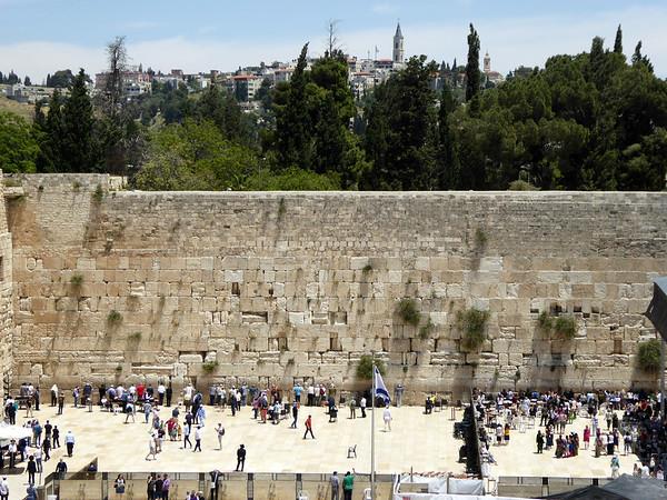 Western Wall 2, Jerusalem