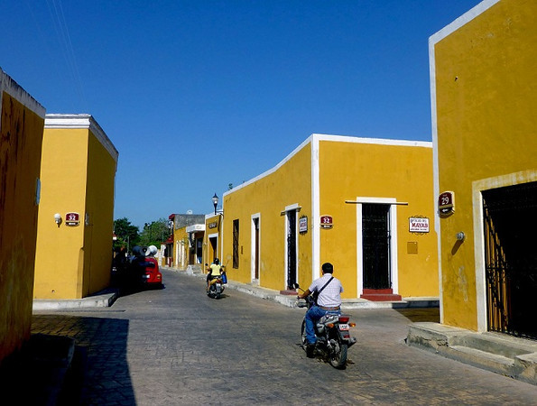 Izamal, Mexico (Yellow Town)
