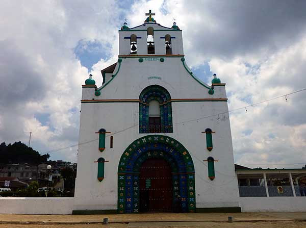 Church of San Juan, Chiapas