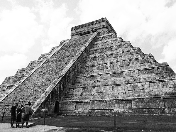 Chichen-itza, Mexico