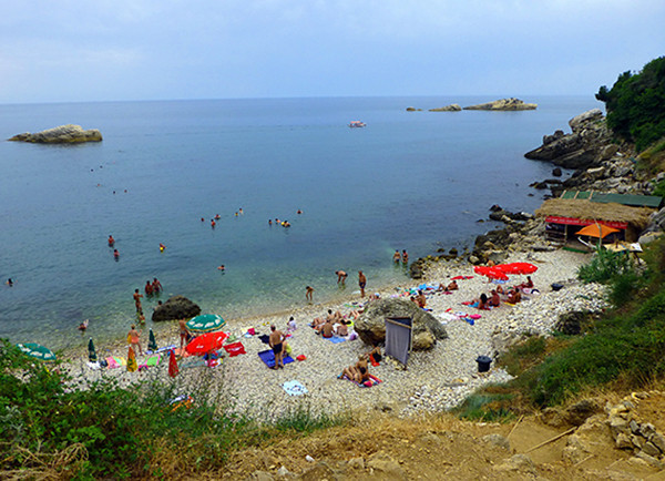 Vacation in Ulcinj - Liman Beach, Ulcinj, Montenegro