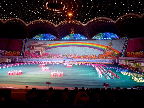 Mass Games, North Korea 10