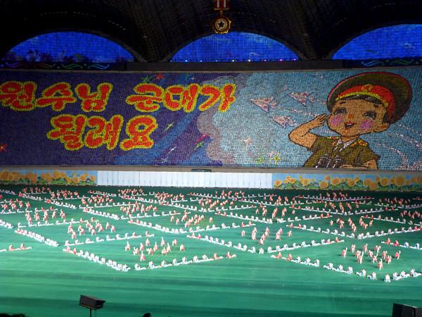 Mass Games, North Korea 2