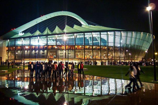 Moses Madiba Football Stadium, Durban