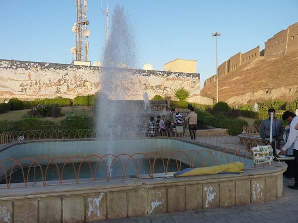 Erbil Kurdistan
