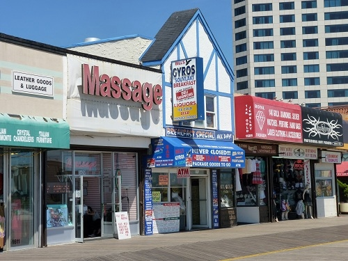Atlantic City Massage