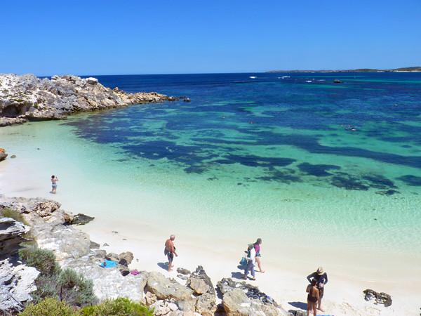 Travel Questions - White Sand Beach
