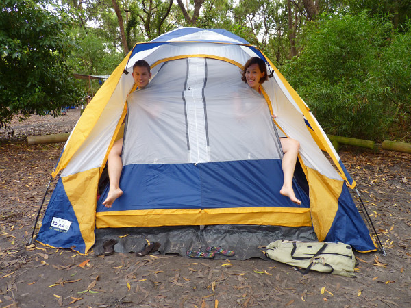 Carry a Tent