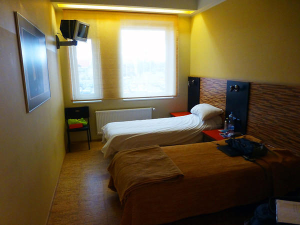 Room at City Hotel Portus, Tallinn, Estonia