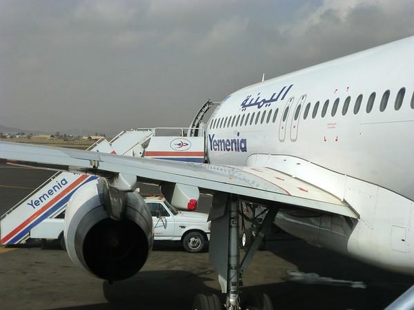 Travel Habits - Boarding the Plane