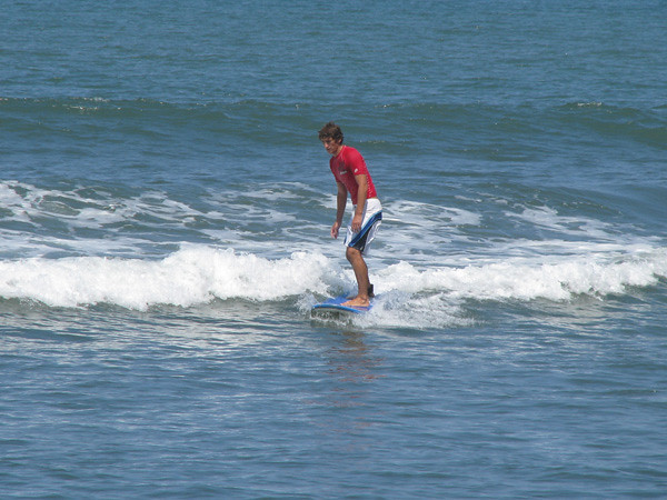One Person Rule - Surfing in Sayulita