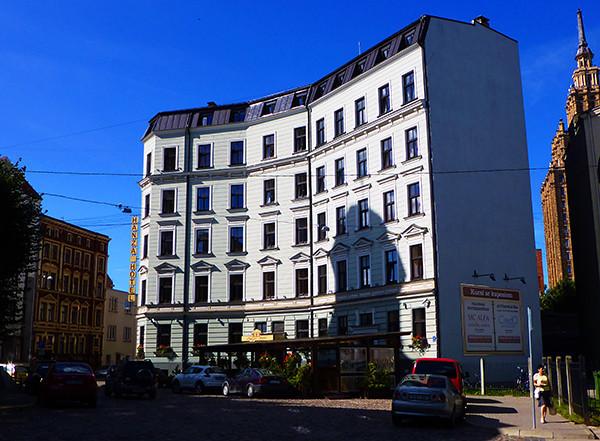 Hanza Hotel, Riga, Latvia