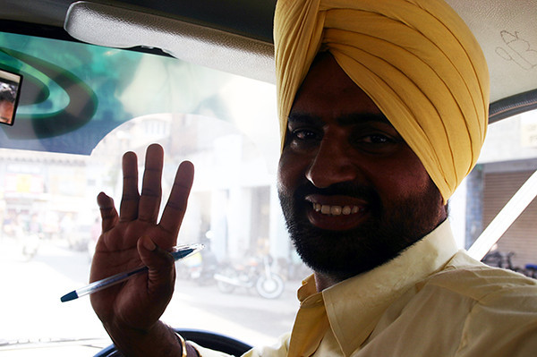 Friendliest Country - Amritsar, India