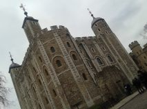 This is where The Crown Jewels live. Again, no photography allowed inside so you'll just have to go and see for yourself!