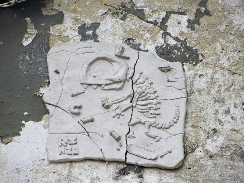 Bogota Street Art Ronzo