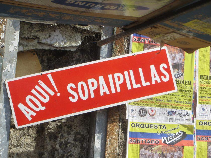 Sopaipillas Vegetarian Latin American Food