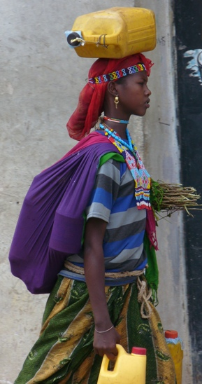 Harar woman