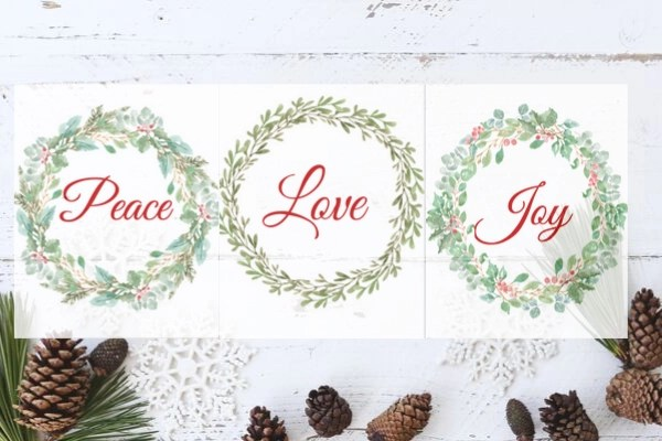The holidays should be a special and memorable time with your family. I've gathered 40 totally free Christmas Printables, to help you get organized, save money and have Christmas holiday you'll remember with love. Free Christmas gift ideas, gift tags, Christmas decor, Christmas family tradition ideas and Christmas organizational printables.