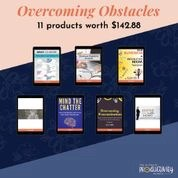 overcoming obstacles 11 products worth 143
