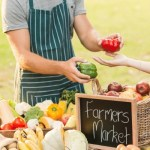 sell at a farmers market