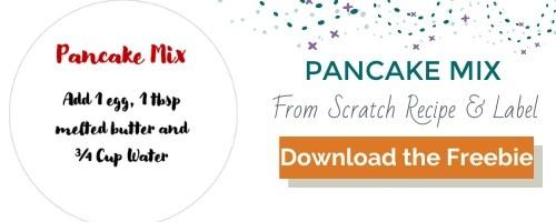 pancake mix opt in box