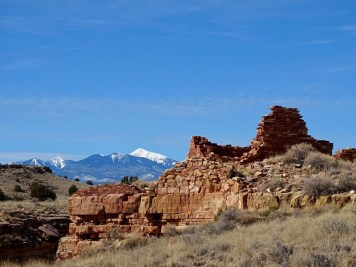 Updates from the Road: Wupatki Ruins