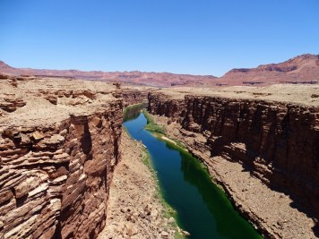 Updates from the Road: Glen Canyon