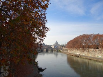 Wandering Rome: the Streets