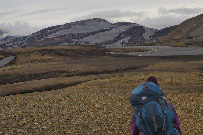 Iceland, hiking, Wandering Justin, Landmannalaugur