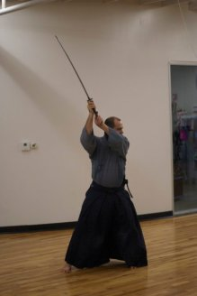 iaido student arizona