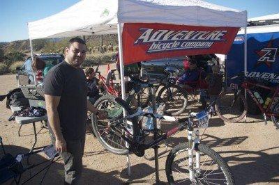Adventure Bicycle Company, Fountain Hills, McDowell Meltdown, 2011, MBAA