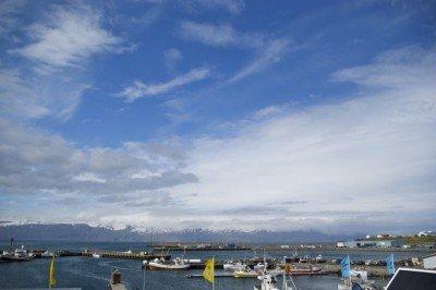 Husavik, Harbor, Iceland